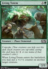 Living Totem - Magic 2015