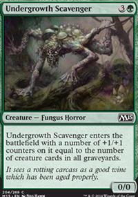 Undergrowth Scavenger - Magic 2015