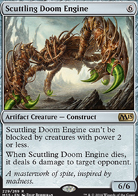 Scuttling Doom Engine - Magic 2015