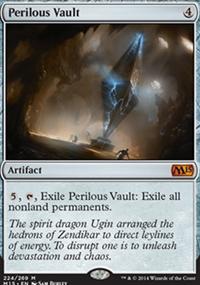 Perilous Vault - Magic 2015
