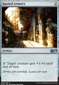 Sacred Armory - Magic 2015