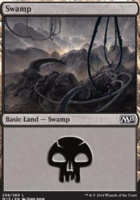 Swamp 1 - Magic 2015