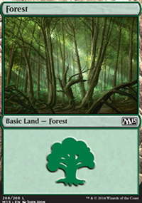 Forest 1 - Magic 2015