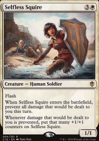 Selfless Squire - Commander 2016