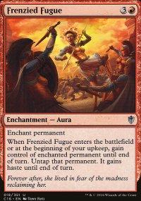 Frenzied Fugue - Commander 2016