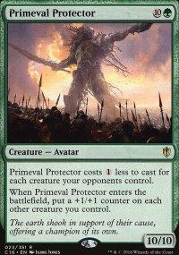 Primeval Protector - Commander 2016