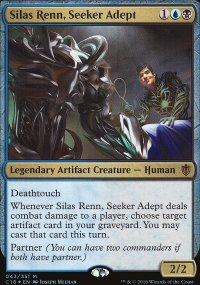 Silas Renn, Seeker Adept - Commander 2016