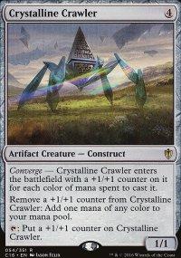 Crystalline Crawler - Commander 2016