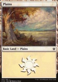 Plains 1 - Commander 2016