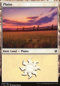 Plains 2 - Commander 2016