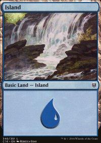Island 1 - Commander 2016