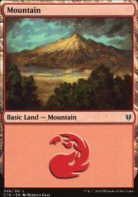 Mountain 1 - Commander 2016