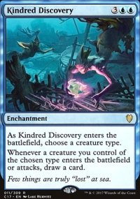 Kindred Discovery - Commander 2017
