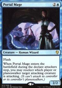 Portal Mage - Commander 2017