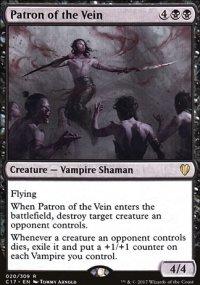 Patron of the Vein - Commander 2017