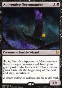 Apprentice Necromancer - Commander 2017