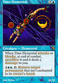 Time Elemental - Masters Edition