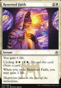 Renewed Faith - Masters 25