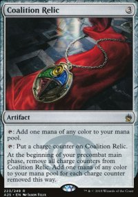 Coalition Relic - Masters 25