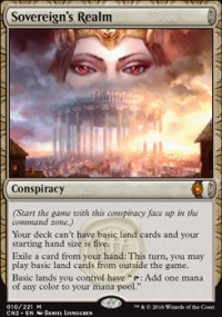 Sovereign's Realm - Conspiracy - Take the Crown