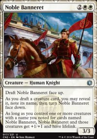 Noble Banneret - Conspiracy - Take the Crown