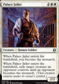 Palace Jailer - Conspiracy - Take the Crown
