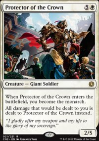 Protector of the Crown - Conspiracy - Take the Crown