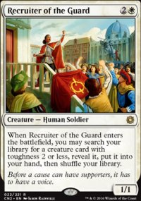 Recruiter of the Guard - Conspiracy - Take the Crown