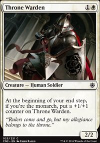 Throne Warden - Conspiracy - Take the Crown