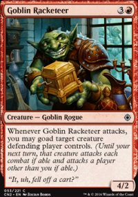 Goblin Racketeer - Conspiracy - Take the Crown