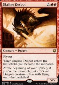 Skyline Despot - Conspiracy - Take the Crown