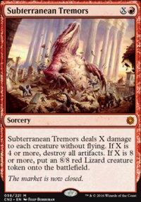Subterranean Tremors - Conspiracy - Take the Crown