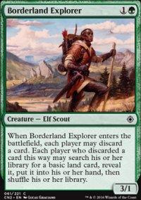 Borderland Explorer - Conspiracy - Take the Crown