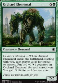 Orchard Elemental - Conspiracy - Take the Crown
