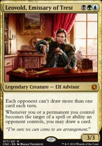 Leovold, Emissary of Trest - Conspiracy - Take the Crown