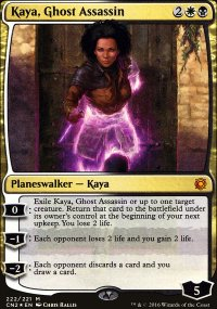 Kaya, Ghost Assassin 2 - Conspiracy - Take the Crown