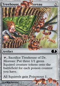 Treehouse of Dr. Moreau - Unglued 2 : The Obligatory Sequel