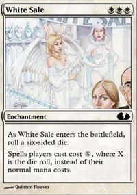 White Sale - Unglued 2 : The Obligatory Sequel