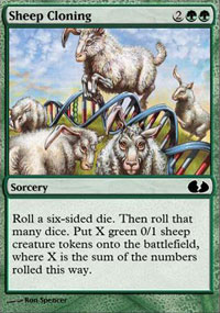 Sheep Cloning - Unglued 2 : The Obligatory Sequel
