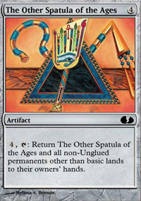 The Other Spatula of the Ages - Unglued 2 : The Obligatory Sequel