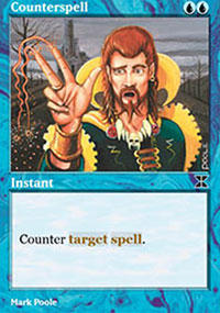 Counterspell - Masters Edition IV