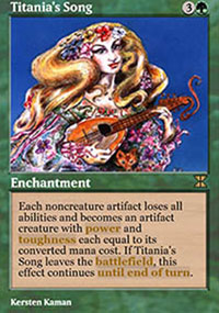 Titania's Song - Masters Edition IV