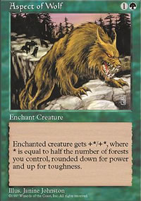 Aspect of Wolf - Fifth Edition