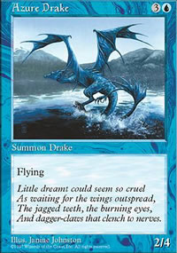 Azure Drake - Fifth Edition