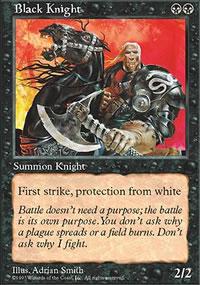 Black Knight - Fifth Edition
