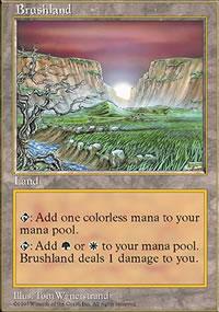 Brushland - Fifth Edition