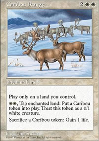 Caribou Range - Fifth Edition
