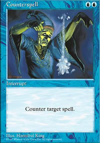Counterspell - Fifth Edition