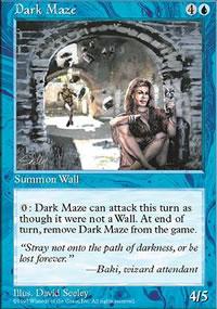 Dark Maze - Fifth Edition