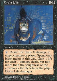 Drain Life - Fifth Edition